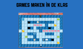 Workshop Games Maken