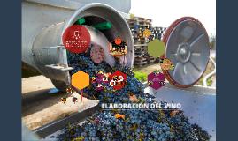 Resumen M3. Elaboración del vino
