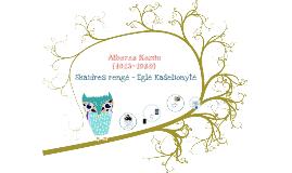 Copy of Alberas Kamiu
