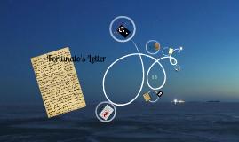 Copy of Fortunato's Letter