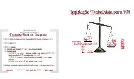 7- Legislação Trabalhista