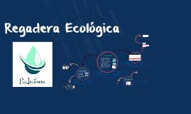 Copia de Regadera Ecológica