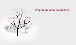 Programming Nuts and Bolts