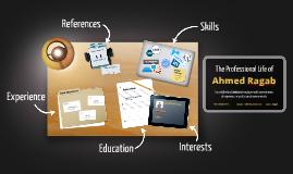 Desktop Prezumé by Ahmed ELnahas