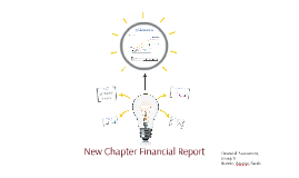 New Chapter Financial Report
