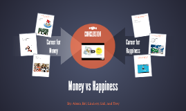 Money vs Happiness