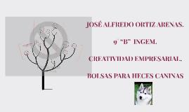 JOSÉ ALFREDO ORTIZ ARENAS.