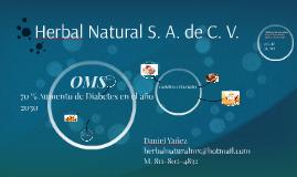Herbal Natural S. A. de C. V.