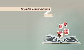 Krzysztof Radziwiłł Piorun