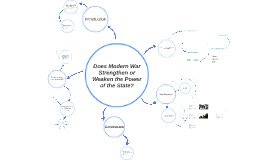 Copy of Does Modern War Strengthen or Weaken the Power of the State?