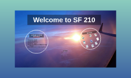 Welcome to SF 210
