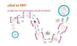 Que es el SDI