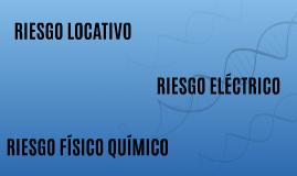 RIESGO LOCATIVO
