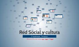 Red Social y cultura