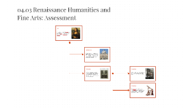 04.03 Renaissance Humanities and Fine Arts: Assessment