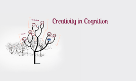 Copy of Creativity in Cognition
