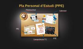 Pla Personal d'Estudi (PPE)