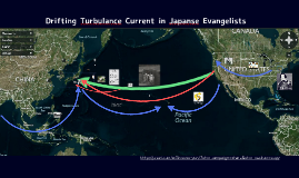 Drifting Turbulance Current in JE