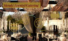 Meraki Events&Catering