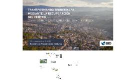 ICES - Tegucigalpa, Reunión con Presidencia, Martes 22 de septiembre, 10:30am