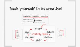 Top Tips - Be Creative