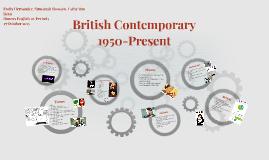 British Contemporary