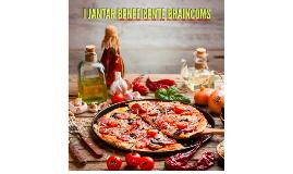 I JANTAR BENEFICENTE BRAINCOMS