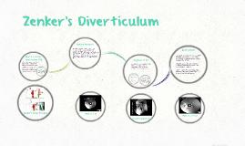 Zenker's Diverticulum