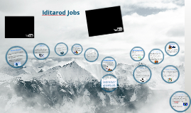Iditarod Jobs