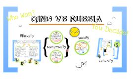Qing VS Russia