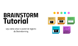 Copy of Tutorial Brainstorm