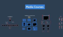 Media Courses