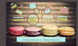 Adolescencia y Alimentación