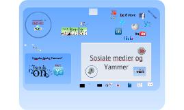 Sosiale medier og Yammer