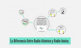 La diferencia entre radio atmico y radio inico by jose ricardo on copy of la diferencia entre radio atmico y radio inico urtaz Choice Image