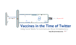 Copy of Vaccines In The Time of Twitter