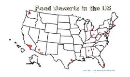 Copy of Eliminating Food Deserts