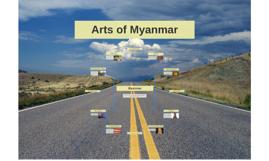 Copy of Art of Myanmar