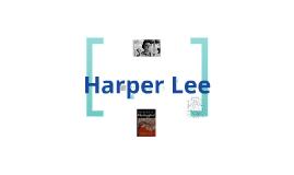 2B English 9 Harper Lee
