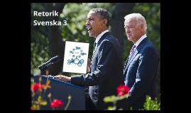 Retorik svenska 3