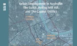 Copy of Urban Development in Nashville