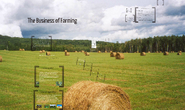 CGC 1D - The Business of Farming