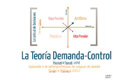 La Teoría Demanda-Control (Karasek & Theorell, 1970)