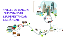 Copy of NIVELES DE LENGUA: SUBESTÁNDAR, SÚPERESTÁNDAR, ESTÁNDAR