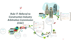 Rule 17: Referral to Construction Industry Arbitration Commi