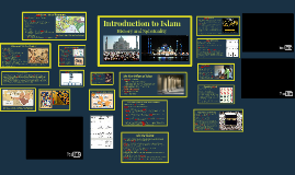 Intro to Islam: History and Spirituality