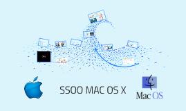 SSOO MAC OS X