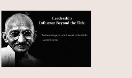 Copy of Leadership