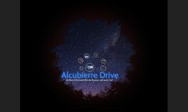 Alcubierre Drive