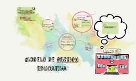 Modelo de gestion educativa